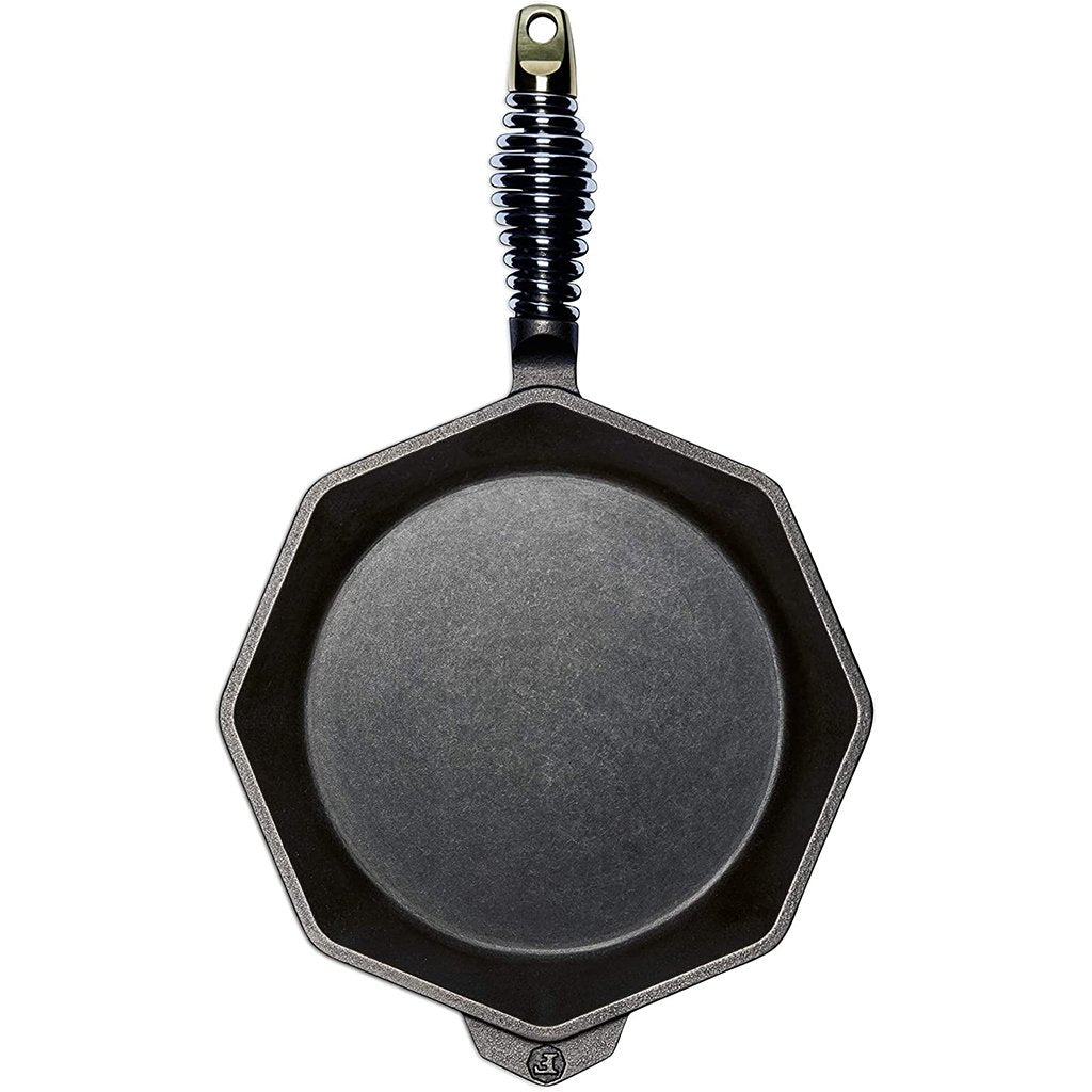 Finex 10 Inch Cast Iron Skillet by Lodge
