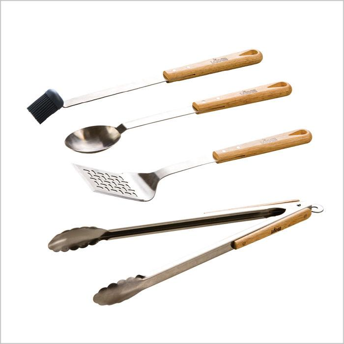 BBQ Tools Set by Lodge