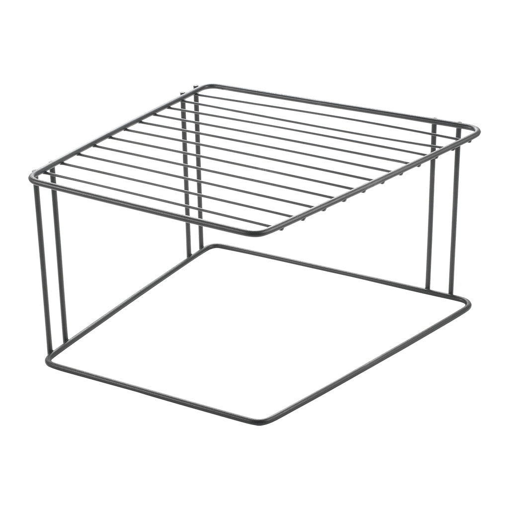 Boxe Lava Corner Rack by Metaltex