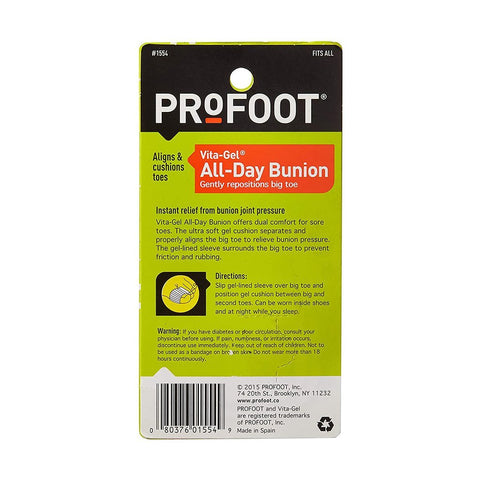 Vita-Gel All Day Bunion by PROFOOT