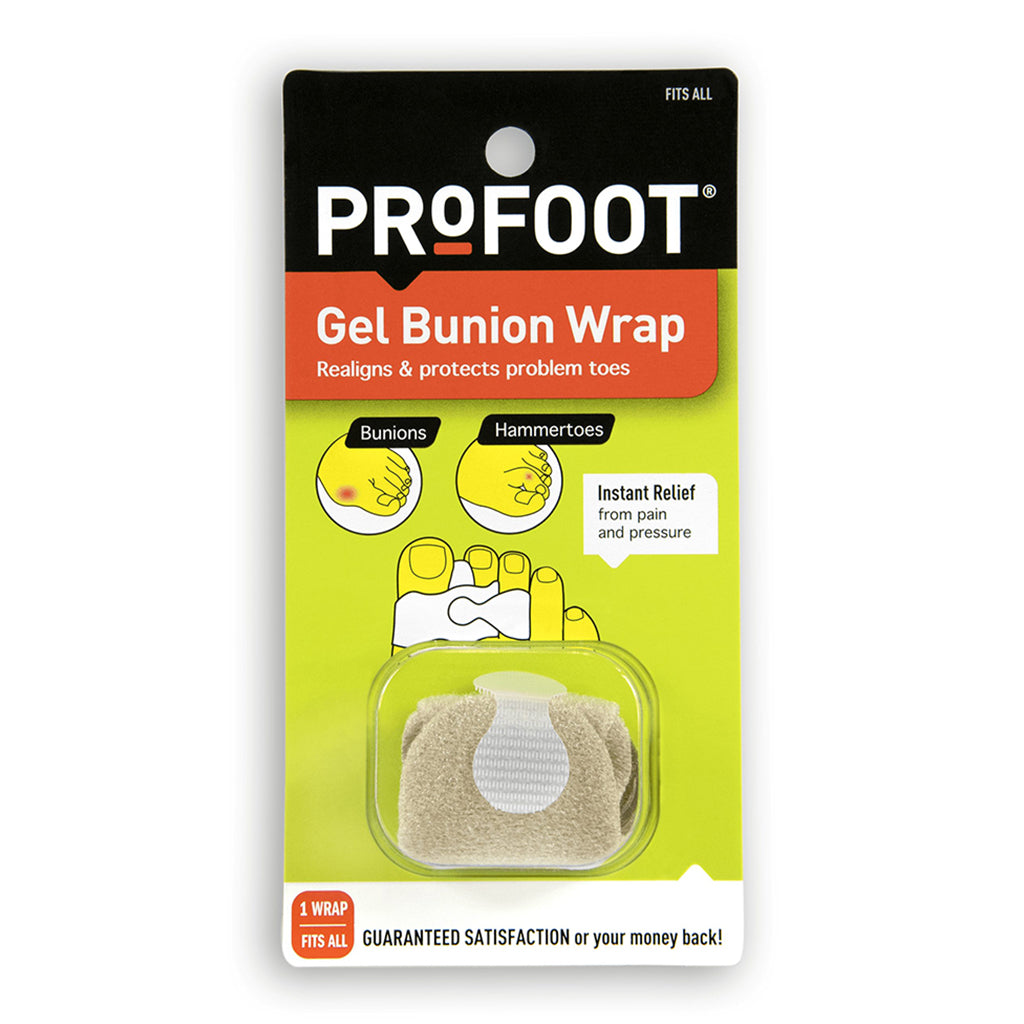 ProFoot Gel Bunion Wrap