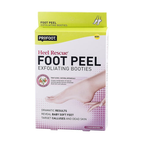 ProFoot Heel Rescue Foot Peel