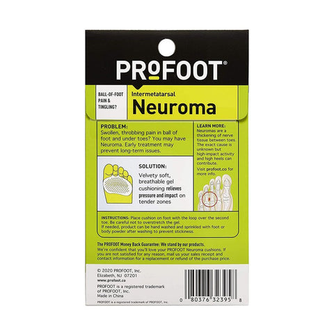Neuroma Foot Cushion by PROFOOT