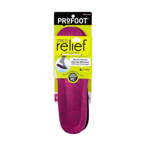 Profoot Stress Relief Insoles