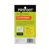 Toe Bandages by PROFOOT