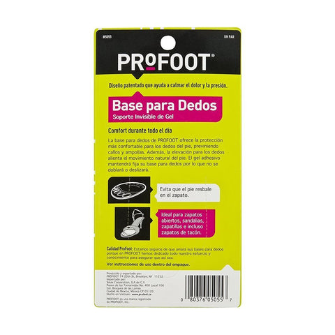 ProFoot Toe Beds