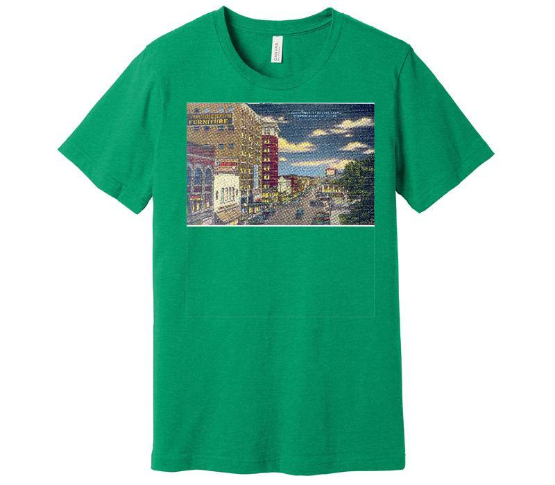 Custom T-Shirt - House of Rodan
