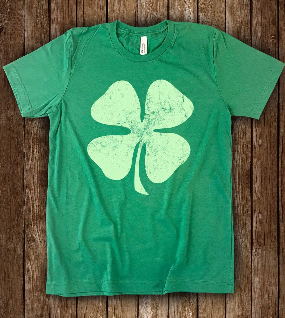 4 Leaf Clover - St Patrick's Day T-Shirt - House of Rodan