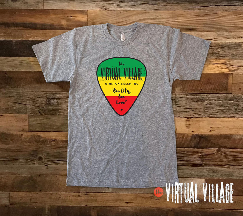 Guitar Pick MX -  Virtual Village