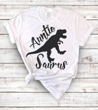 Auntie-Saurus - T-Shirt - House of Rodan
