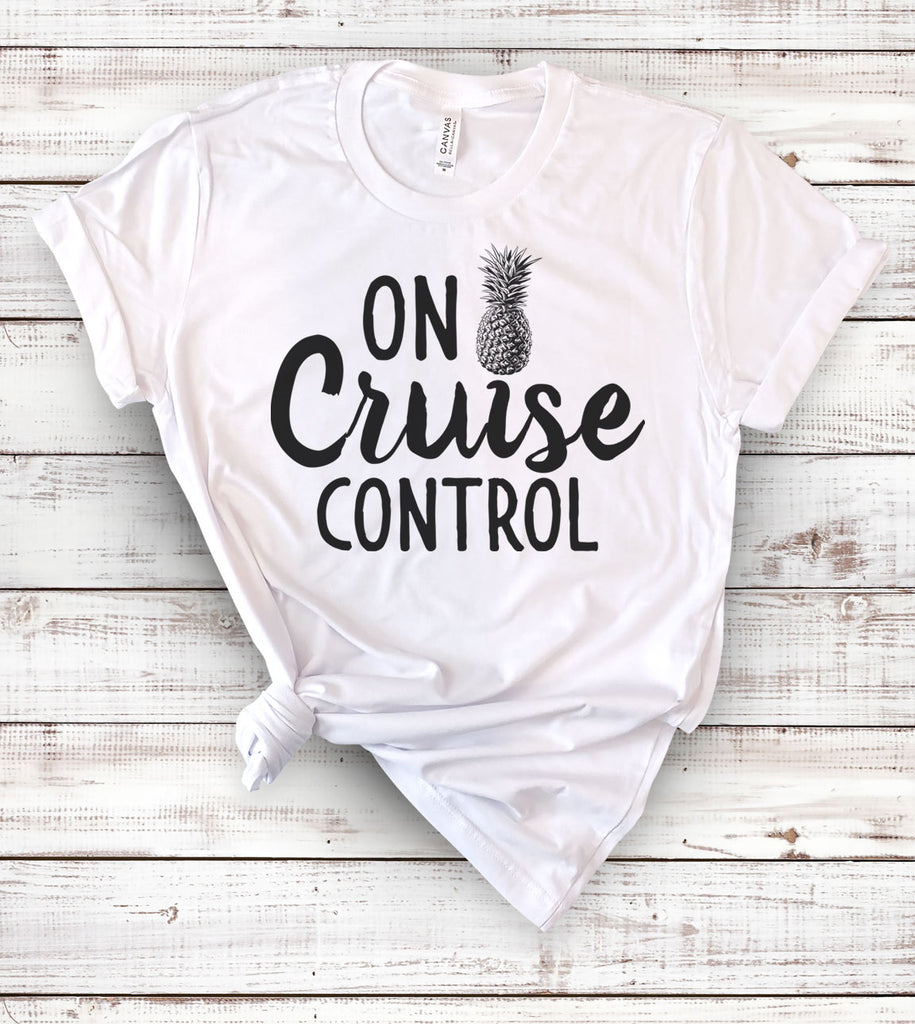 On Cruise Control - T-Shirt