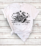 Merica Since 1776 Beer - T-Shirt