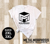 Metalmorphosis - Logo 2XL-3XL - House of Rodan