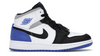 "Air Jordan 1 Mid SE ""Royal Black Toe"" (GS)"