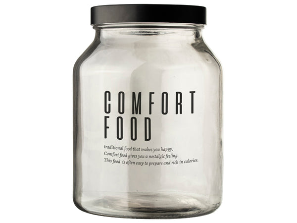 Comfort Food Storage Jar