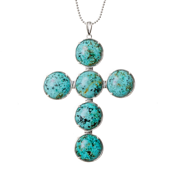 African Turquoise Cross