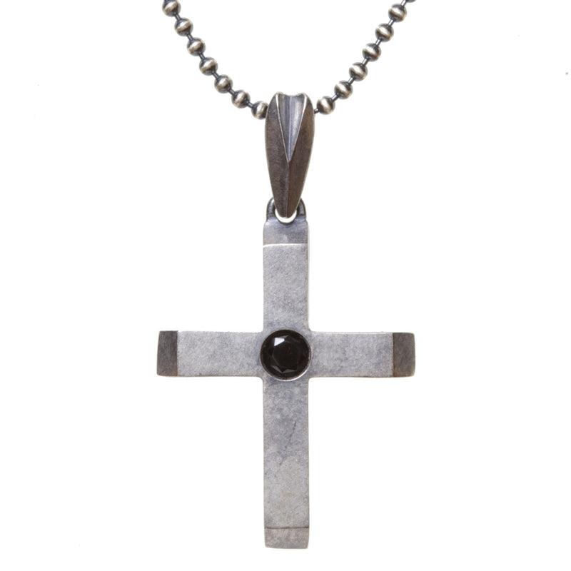 OXIDISED CROSS