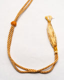 14 Karat Gold Filled Chain with White Pearl Necklace
