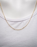 14 Karat Gold Filled Chain Necklace