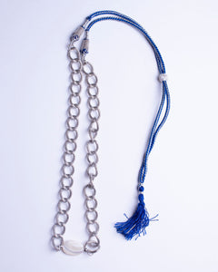 Shell Silver Chain Necklace