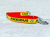 Anxious - Alert Dog Collar