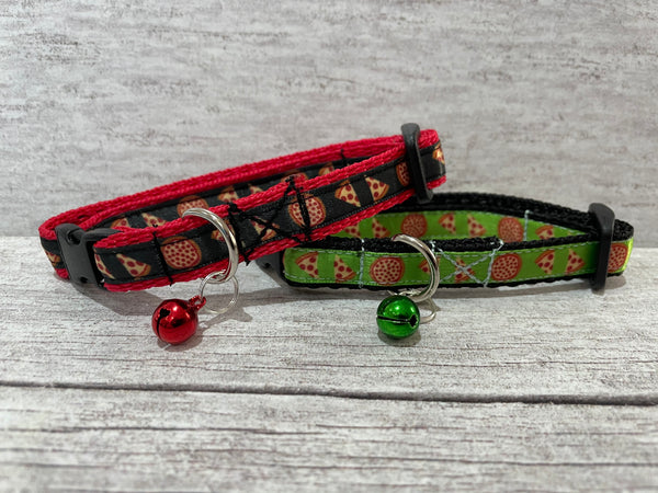 Pizza Junk Food Puppy/Small Dog Collar