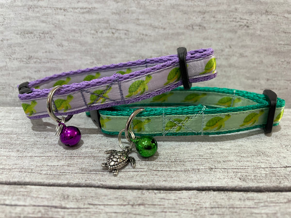 Turtle Puppy/Small Dog Collar