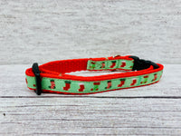 Christmas Stocking *Santa* Xmas Kitten/Cat Collar