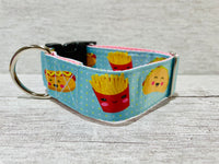 Junk Food Kawaii Food Dog Collar