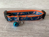 Koi Fish Puppy/Small Dog Collar - Custom Dog Collars