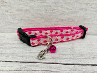 Mermaid Scales Print Puppy/Small Dog Collar