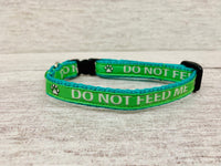 Microchipped - Allergies - Neutered - Spayed - Family - Owner Puppy Collar - Custom Dog Collars
