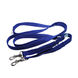 Plain Police Style / Double Ended Training Lead - Custom Dog Collars