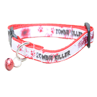 Zombie Killer Puppy/Small Dog Collar