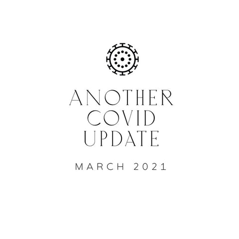 covid shipping update March 2019