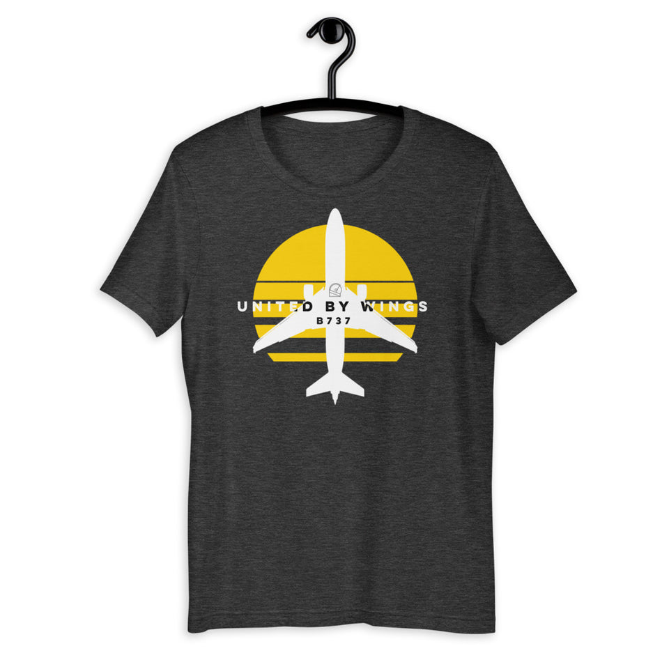 United by Wings Boeing 737 Shirts