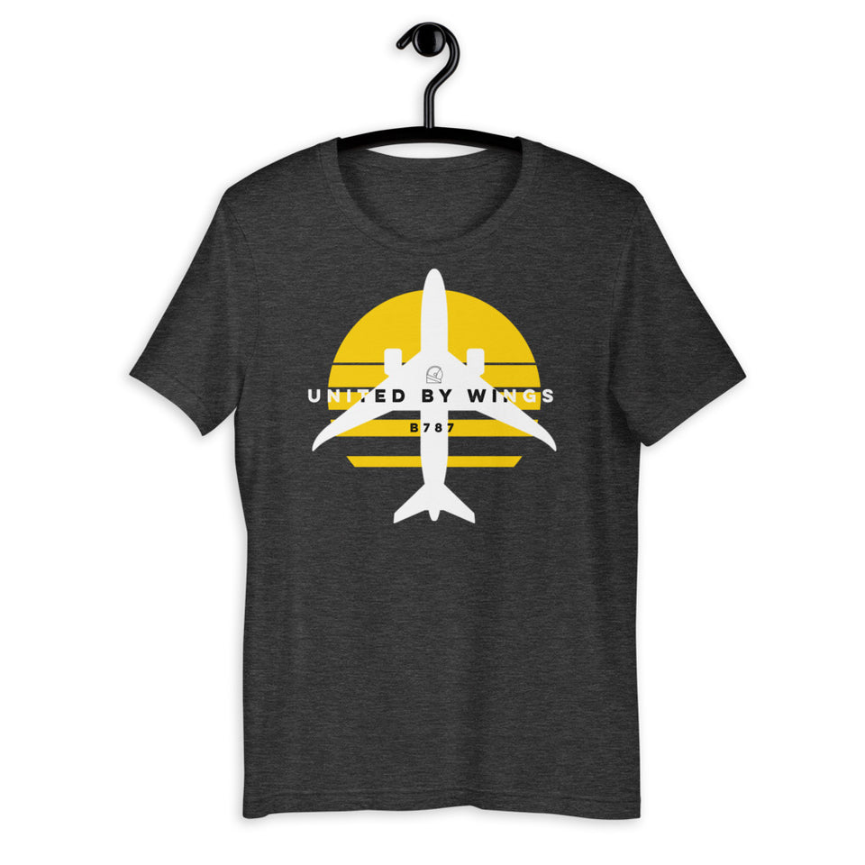 United by Wings Boeing 787 Shirts