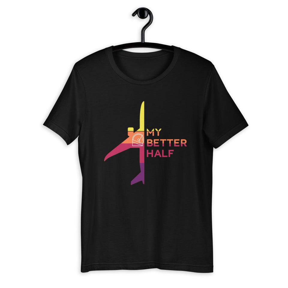 custom aviation shirt