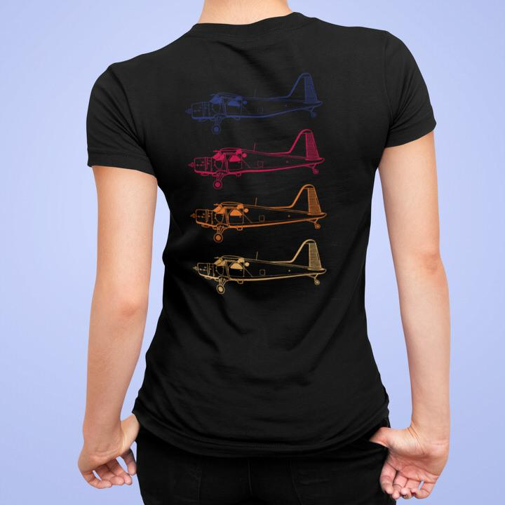 Aviation Womens Tee