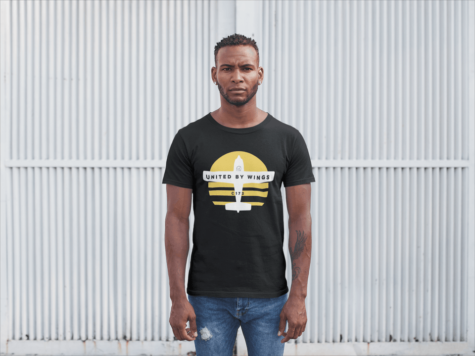 United by Wings Cessna 172 Shirts