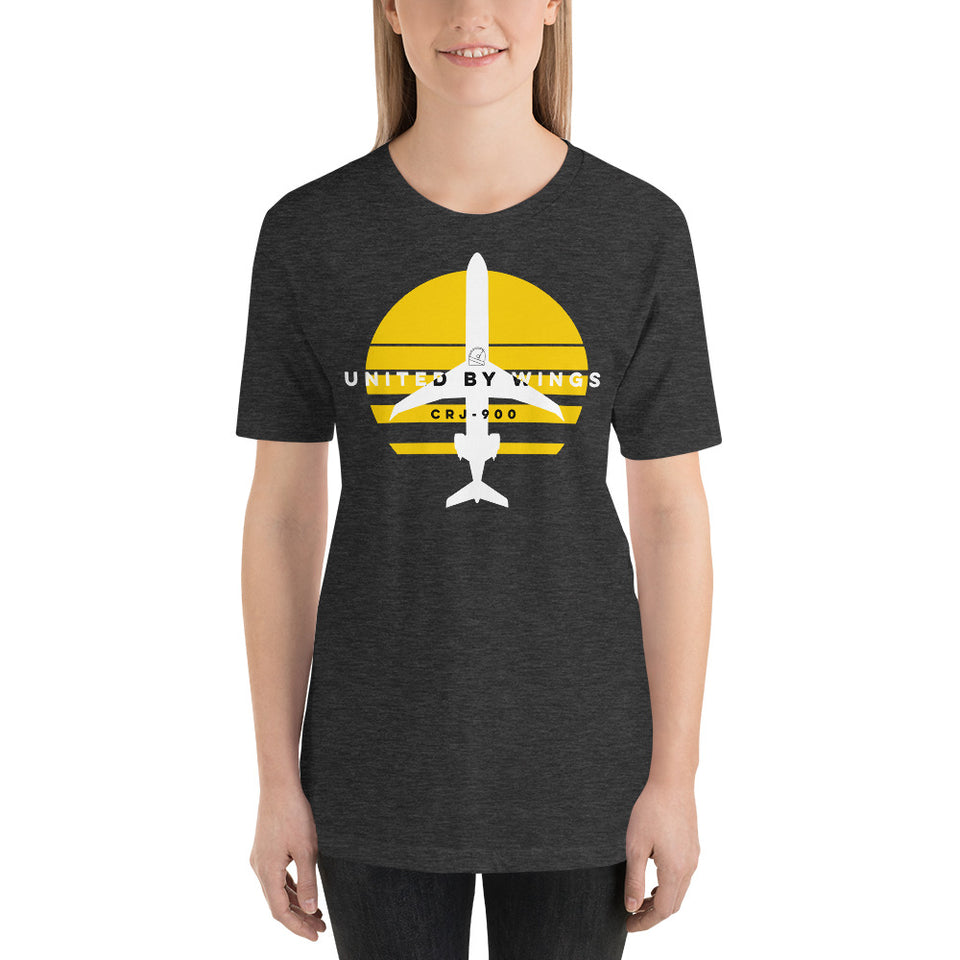 United by Wings Regional Jet 900 Shirts