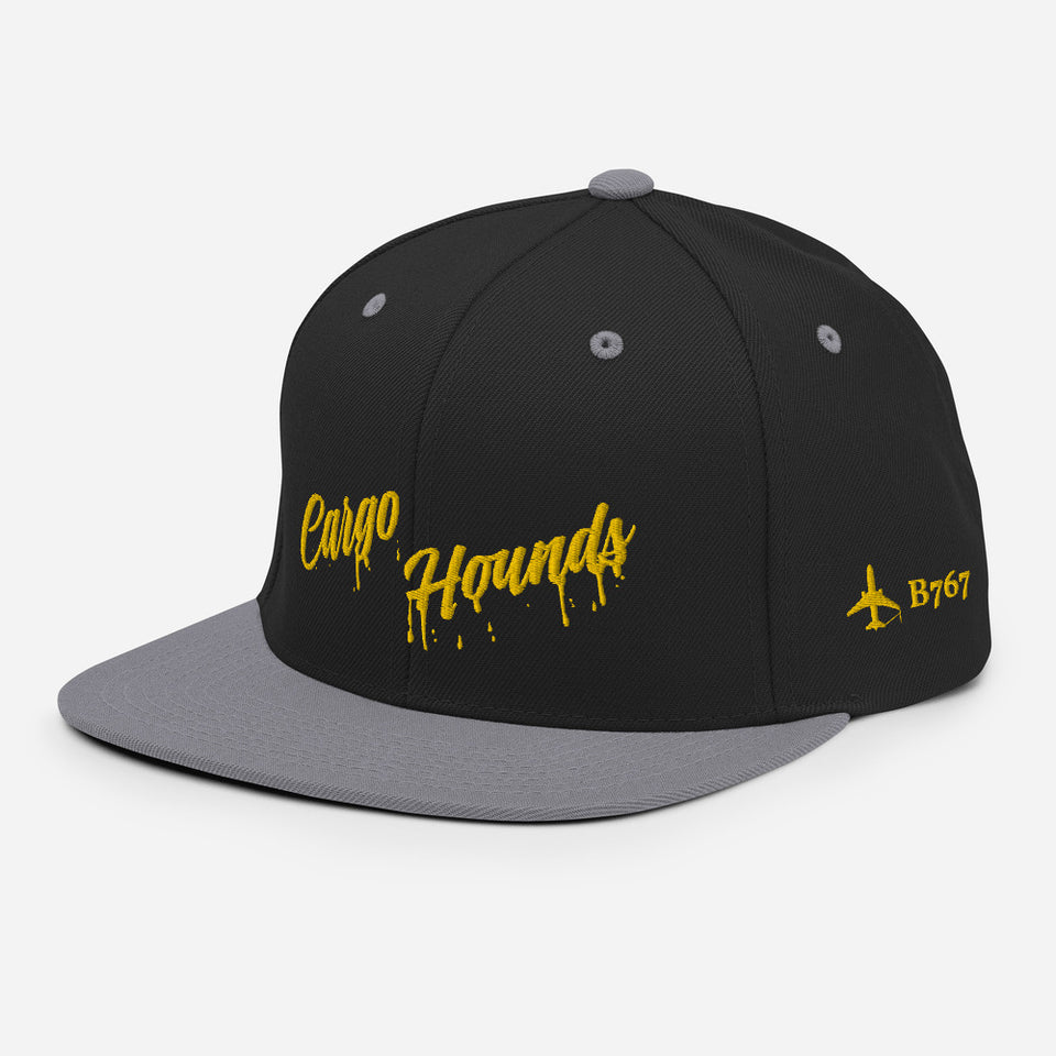 Cargo Hounds Boeing 767 Snapback Hat