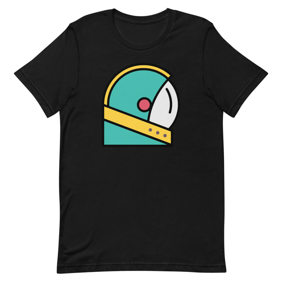 Moondream Color Helmet Women's Slim Fit Tee