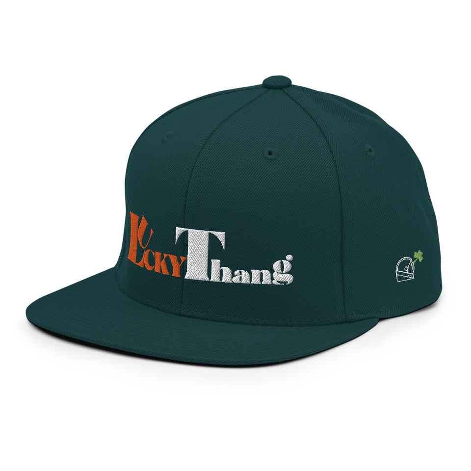 Lucky Thang Snapback Hat