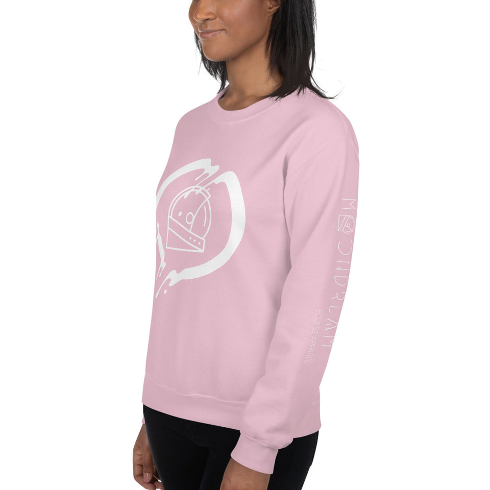 Moondream Splash Unisex Graphic Sweatshirt