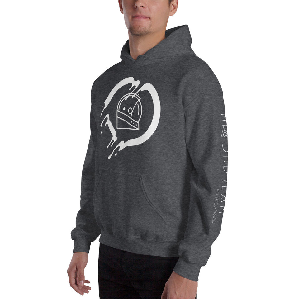 Moondream Splash Unisex Graphic Hoodie