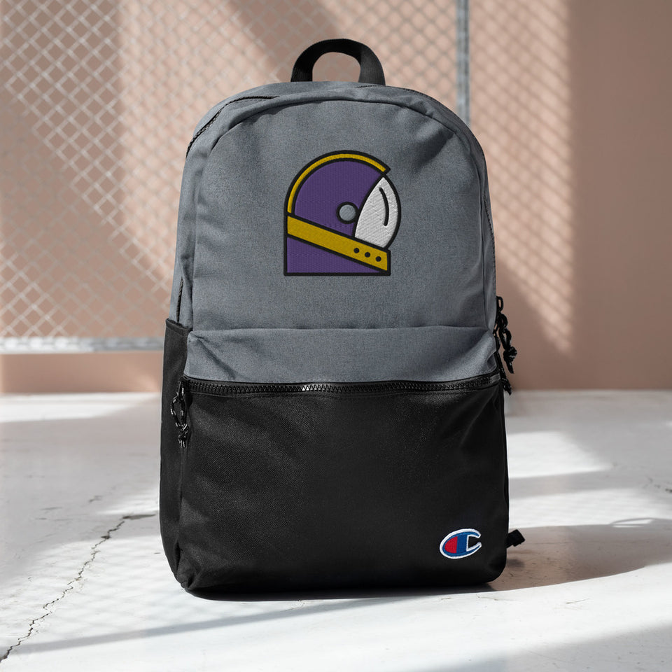 champion custom backpack