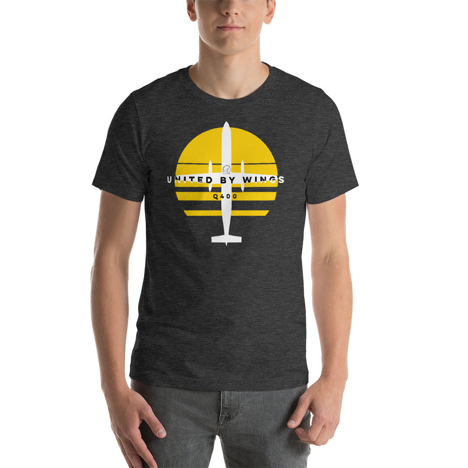 United by Wings Bombardier Q400 Shirts