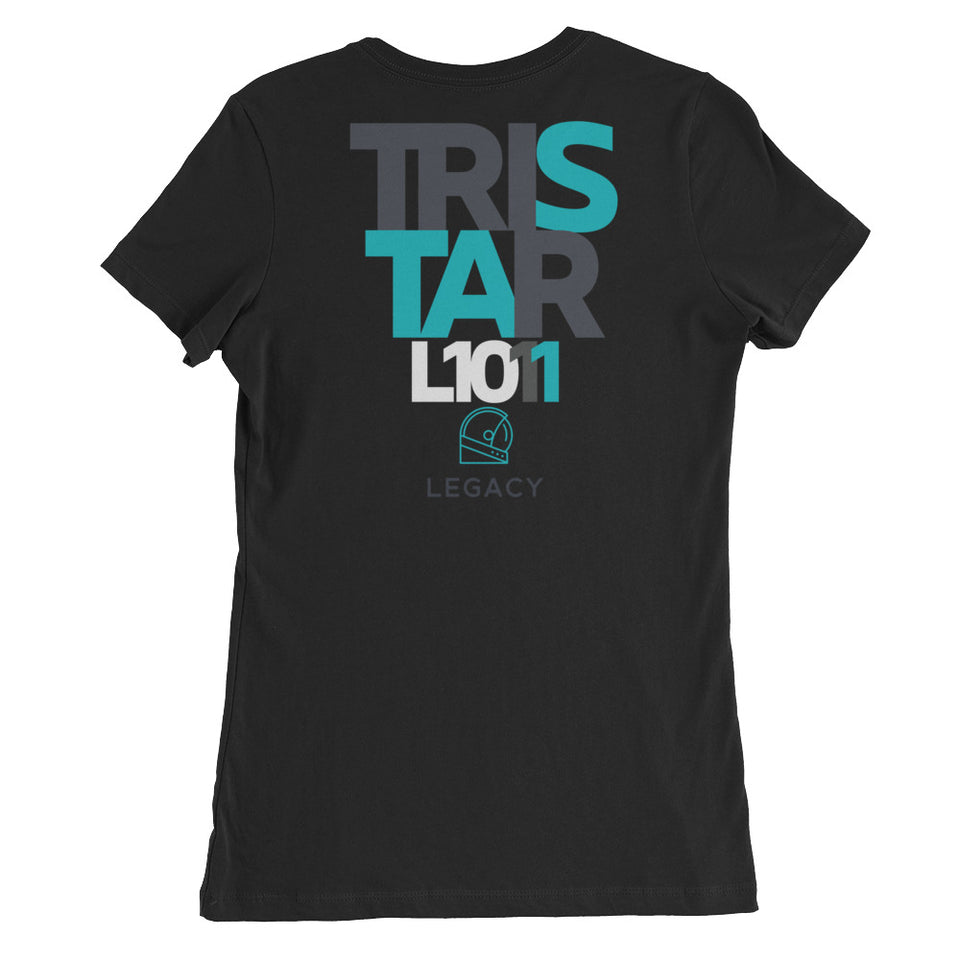 TriStar L-1011 Legacy Women's Slim Fit Tee