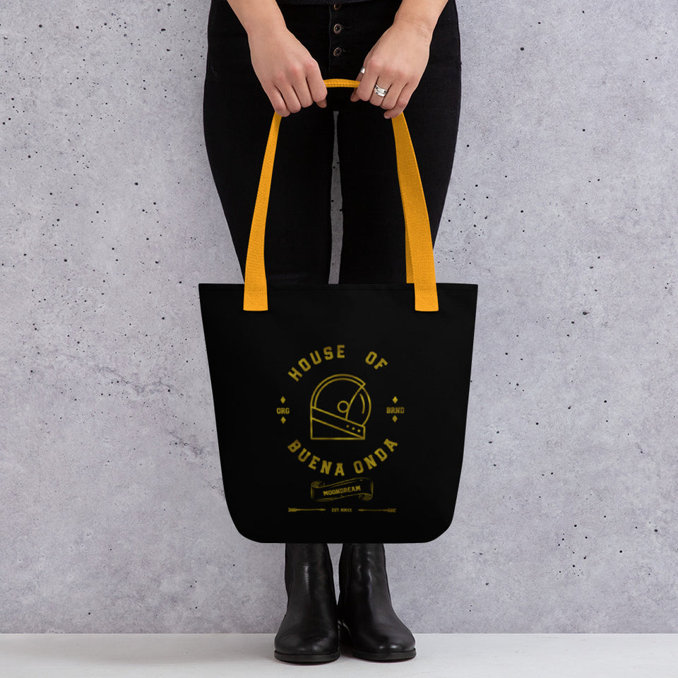House of Buena Onda Tote bag